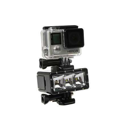 gopro underwater diving lights